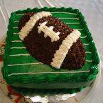 Chocolate Cake {Super Bowl XLVII}