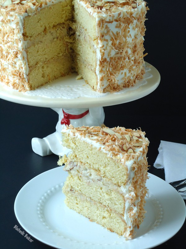 Dense Wedding Cake Recipe