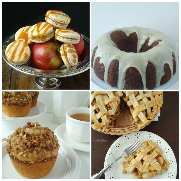24 apple recipes