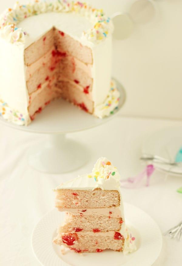 Recipe champagne cake
