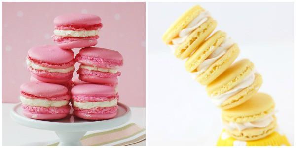 macaron Collage