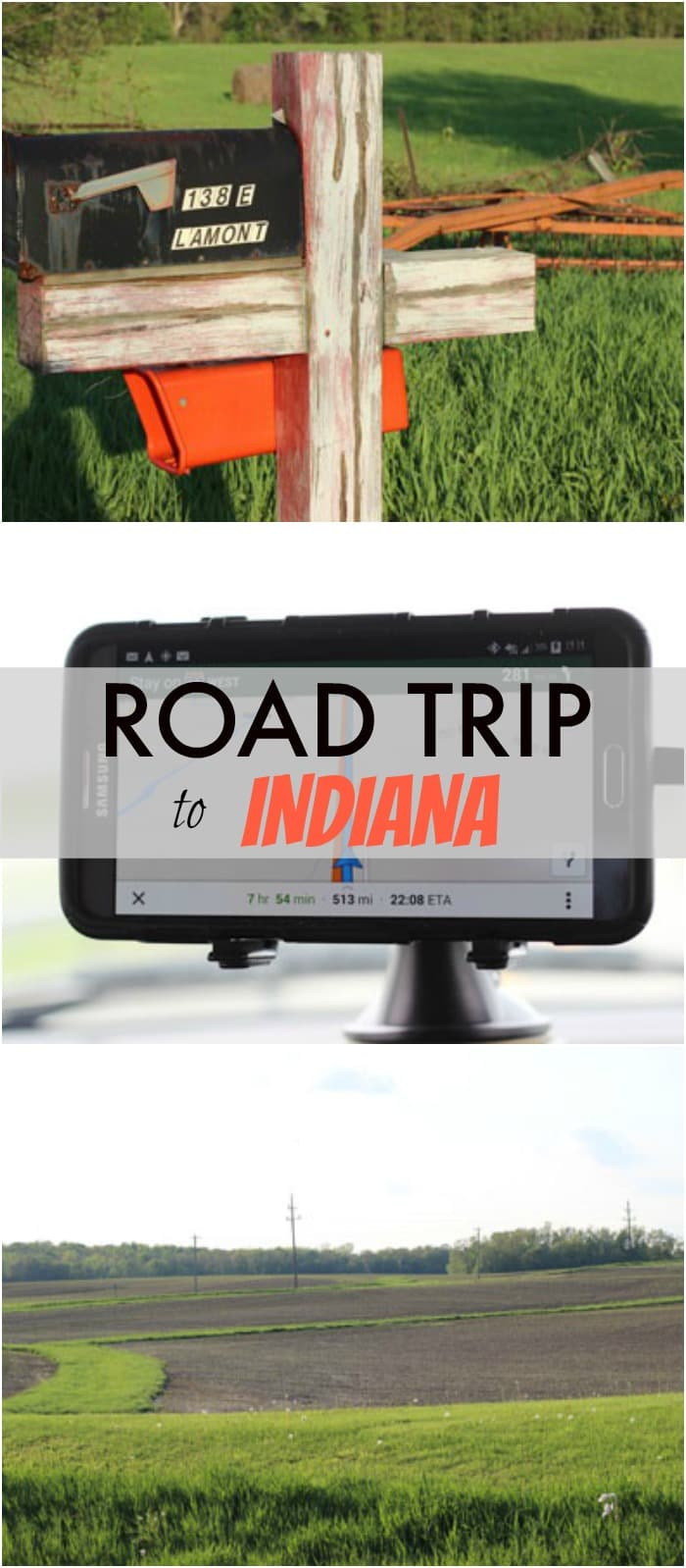 Follow along on a road trip to Indiana from Upstate, NY with stops in Columbus, OH, Defiance County and Cleveland.