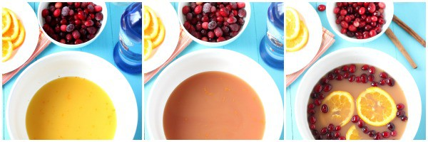 Cinnabon Vodka Brunchy Punch - Cinnabon vodka and warm spices of the season are used to jazz up this punch.