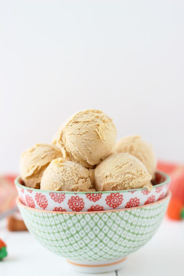 This Pumpkin Spice Latte Ice Cream will cool you down and get you ...