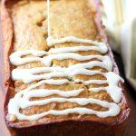 Pear Hazelnut Bread
