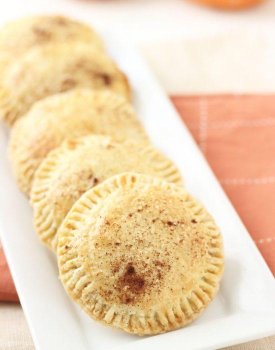 Pumpkin Butter Hand Pies