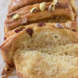 Cinnamon Raisin Pull-Apart Bread-6-1