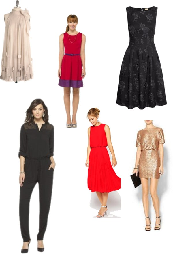 Holiday Party Dresses
