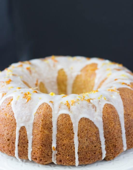 Grapefruit-Orange-Pound Cake