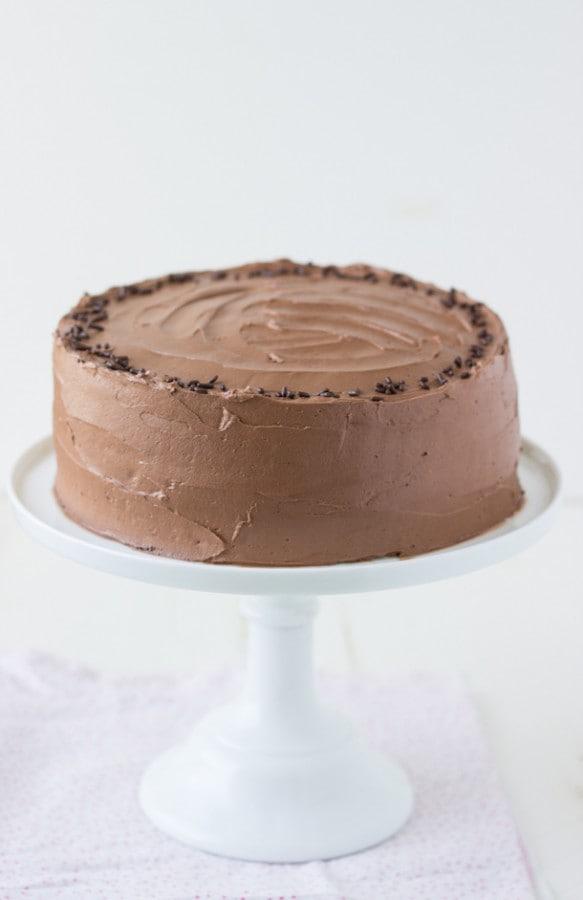 Classic Chocolate Cake Recipe