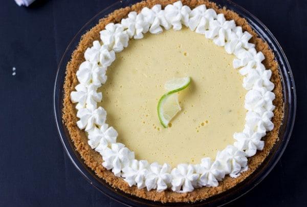 Classic Key Lime Pie Recipe | BlahnikBaker.com