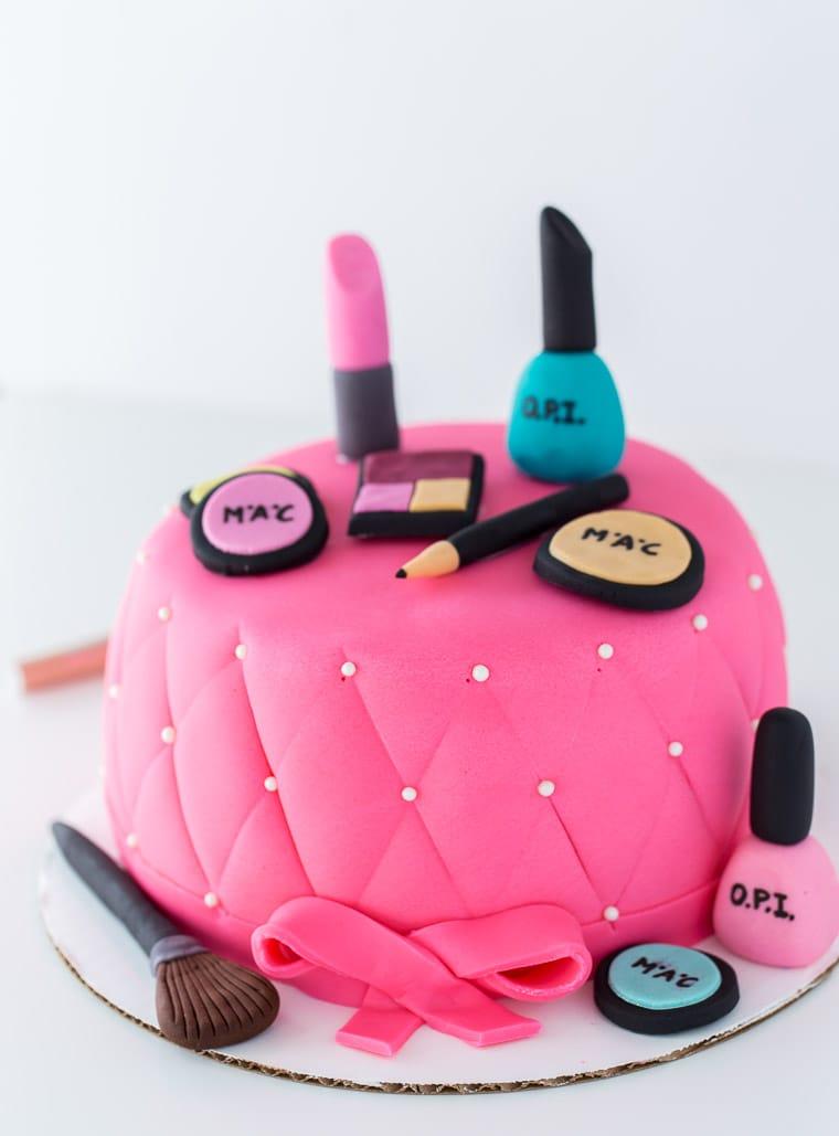 Makeup Cake Pictures : Makeup Cake - Blahnik Baker