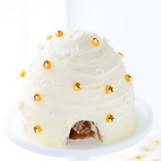 beehive lemon honey cake-