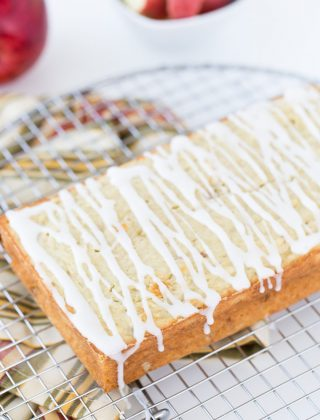 Apple Coconut Bread