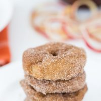 This homemade apple fritters recipe is simple and perfect for fall apples. A delicious, crisp on the outside and sweet and gooey on the inside apple fritter