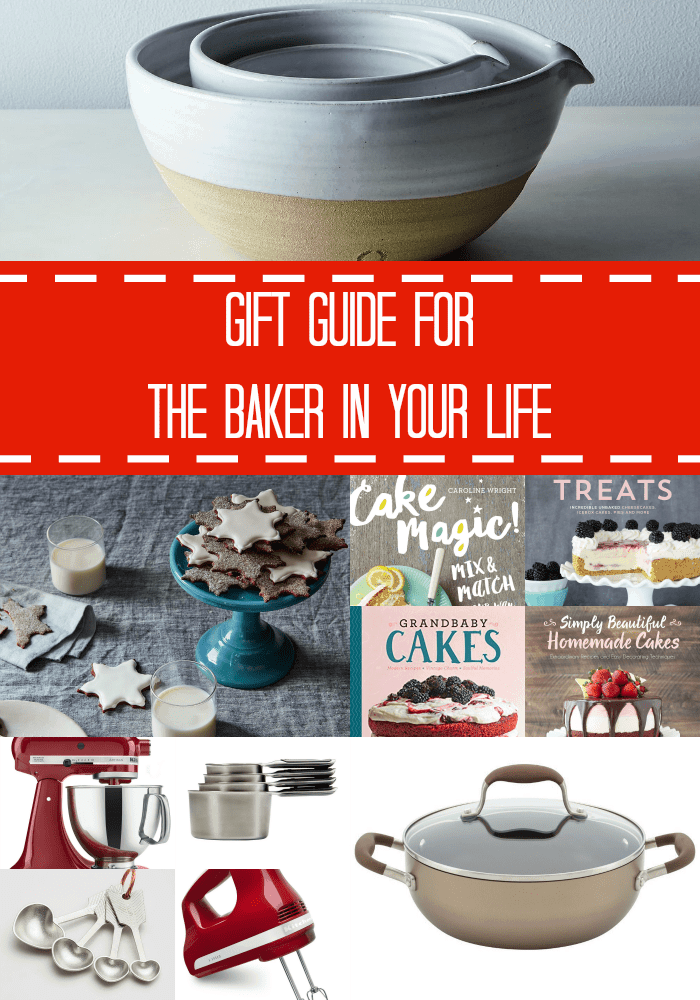 Gift Guide for the Baker in Your Life