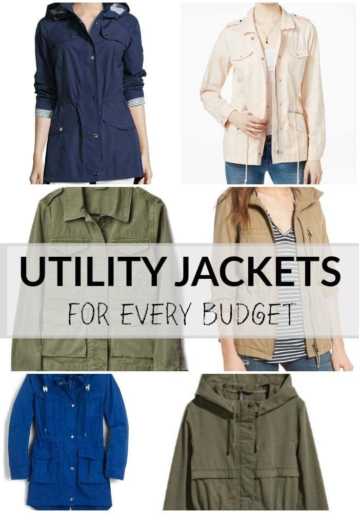 Like the classic trench coat, utility jackets should be a staple in any well-rounded wardrobe. This list includes fashionable finds for every budget.