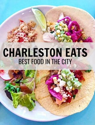 Here are my favorite places that must be on your Charleston eats list. From fried chicken to shrimp & grits, these are some of the best eats in the city.