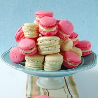 French Macarons - Get the recipe to make these delicate cookies on BlahnikBaker.com