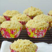 Raspberry Lemonade Muffins