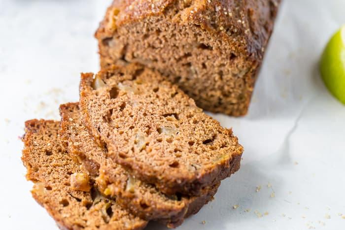 Spice Pear Bread
