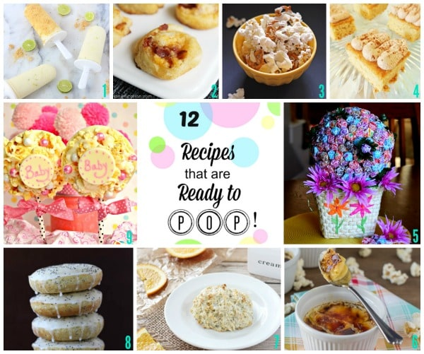 baby shower Collage