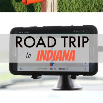 Road Trip to Indiana from New York