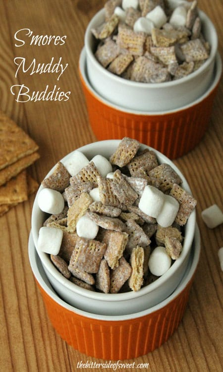 Smores Muddy Buddies