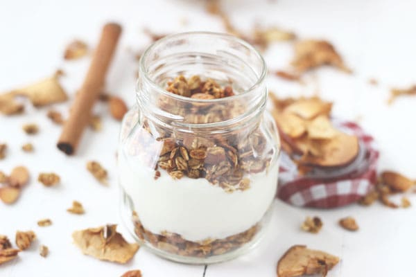 Apple Spice Granola