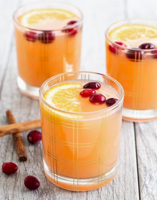 Cinnabon Vodka Brunch Punch