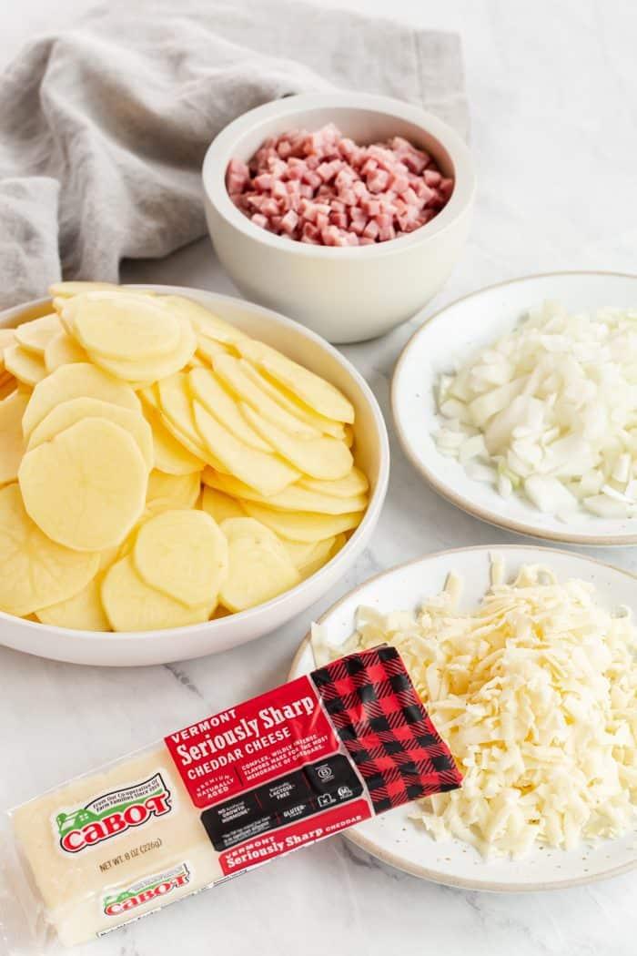 Grandpas Scalloped Potatoes