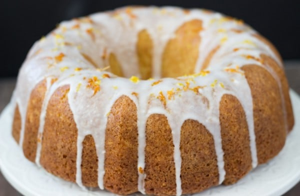 Grapefruit-Orange-Pound Cake