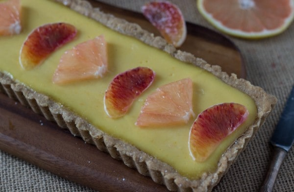 winter citrus tart-2