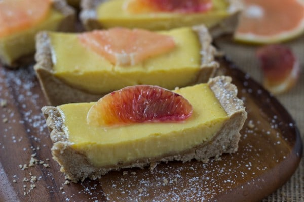 Winter Citrus Tart