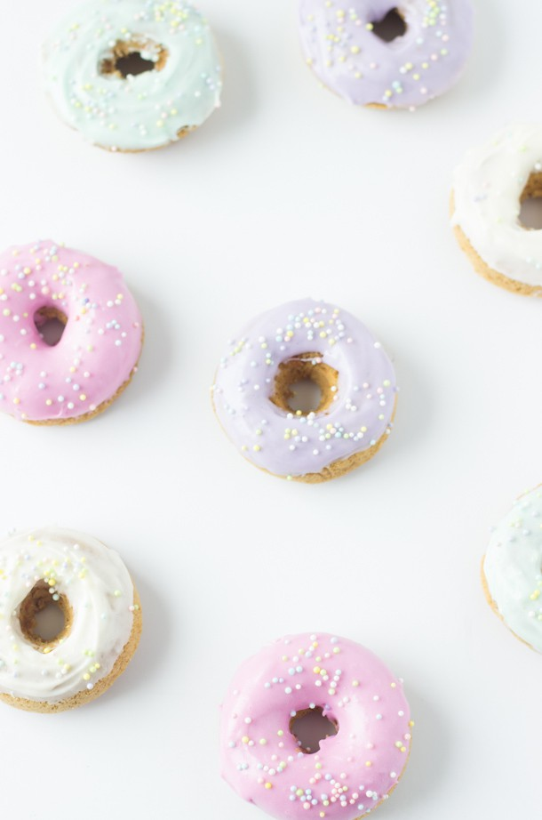 Carrot Cake Donuts
