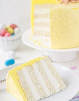 Coconut Lemon Cake
