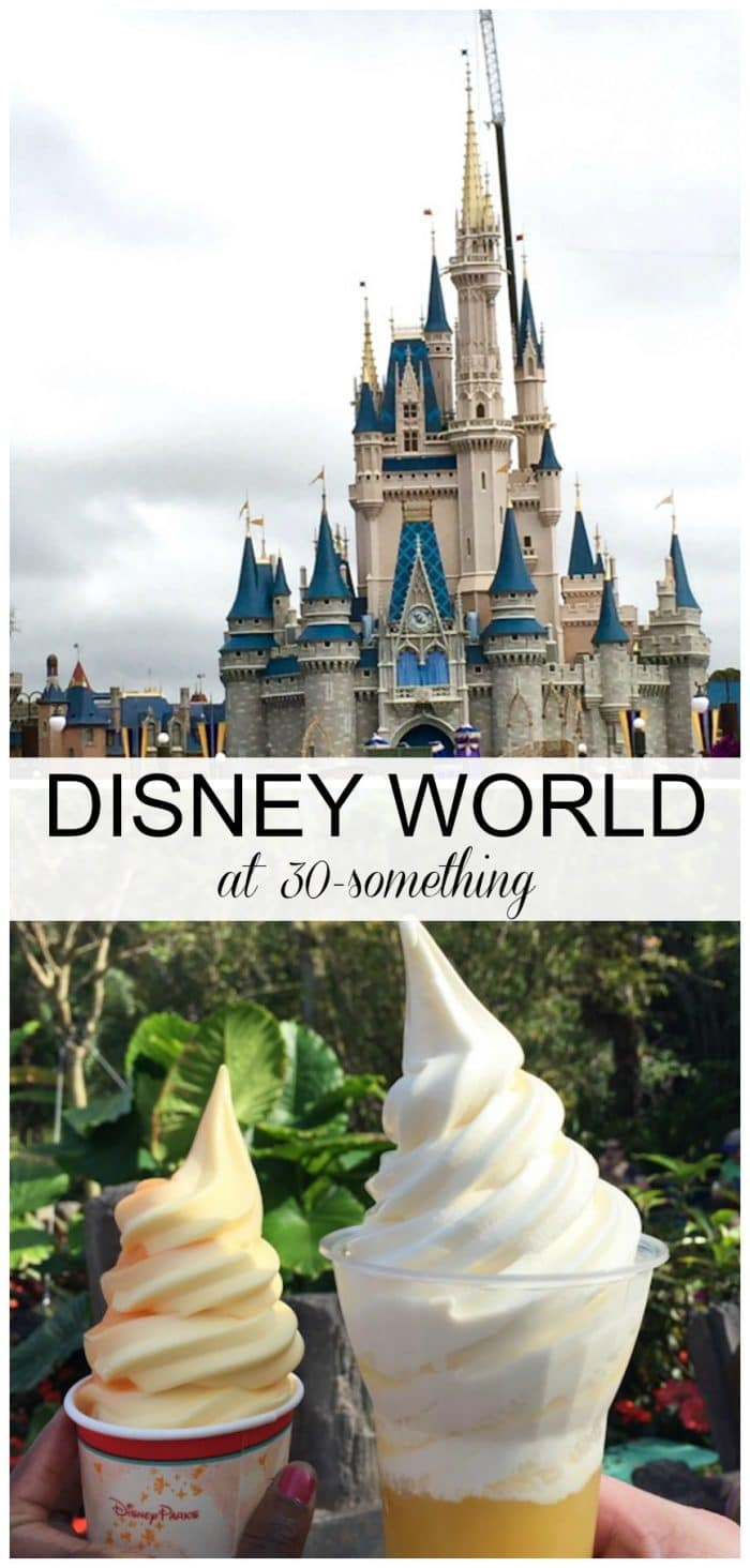 First time visiting Disney World? The joy at Walt Disney World is real, exciting and pure magical for a 30-something who doesn't believe in fairytales.