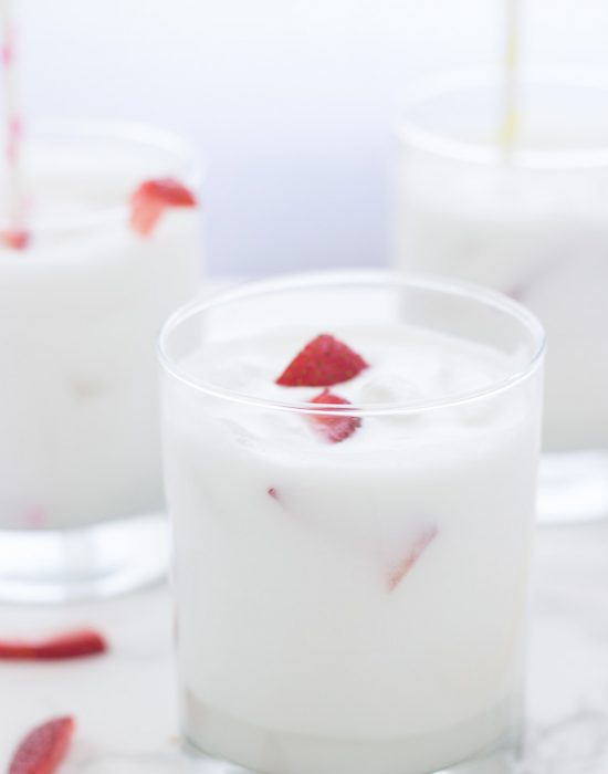 Refreshing Coconut coolers