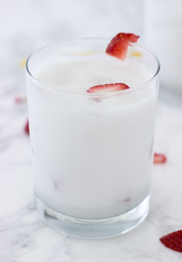 Refreshing Coconut Coolers - sweet and tropical!