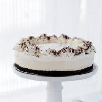 No Bake Irish Cream Cheesecake