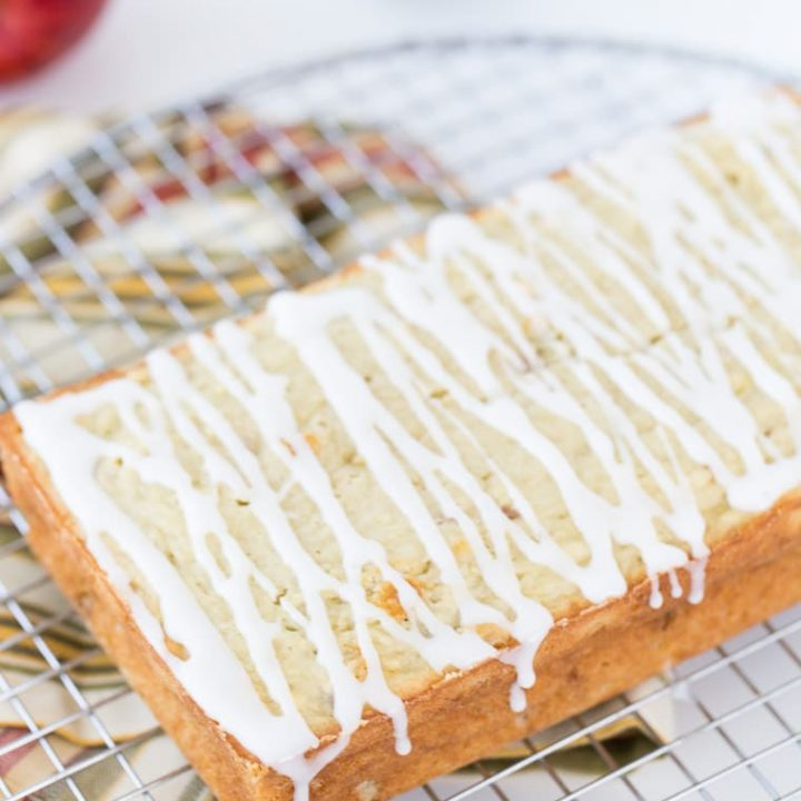 Apple Coconut Bread