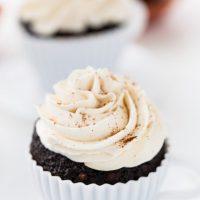 Chile Mocha Cupcakes