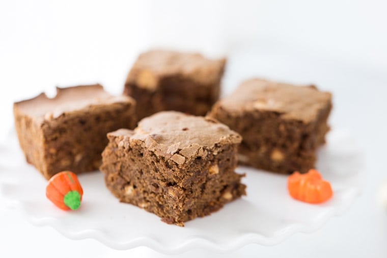 Mocha Butterscotch Brownies