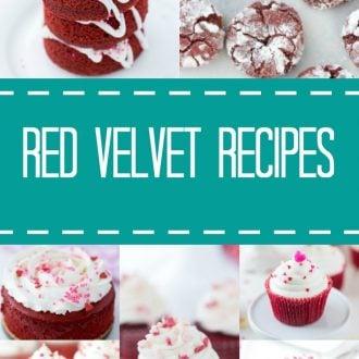 Throwback Blahnik Bites: Red Velvet Recipes