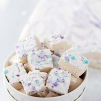 Honey Lavender Marshmallows
