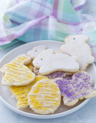 Lemon Easter Cookies