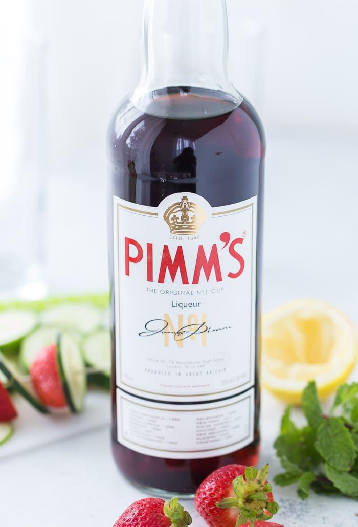 Classic Pimm's Cup Recipe