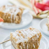 Grandma's Apple Cake Recipe