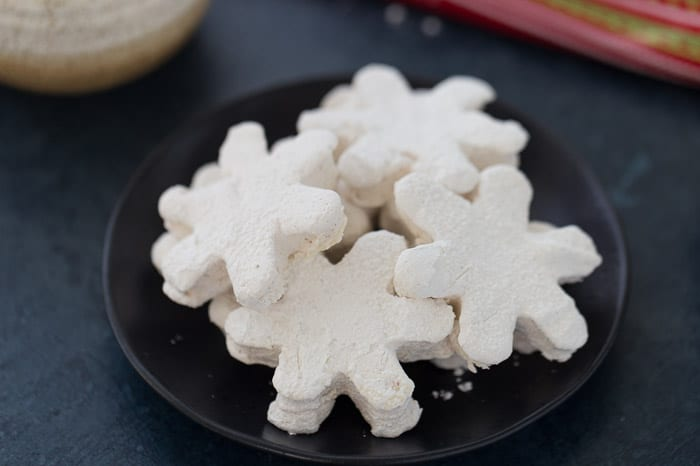 spiced cardamon marshmallows