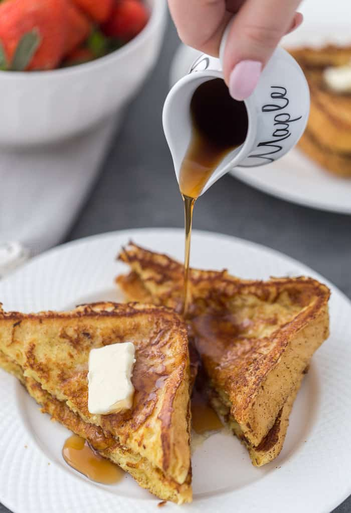 There's nothing more comforting than a classic french toast recipe. My favorite recipe is easy and will be your go-to in no minute.